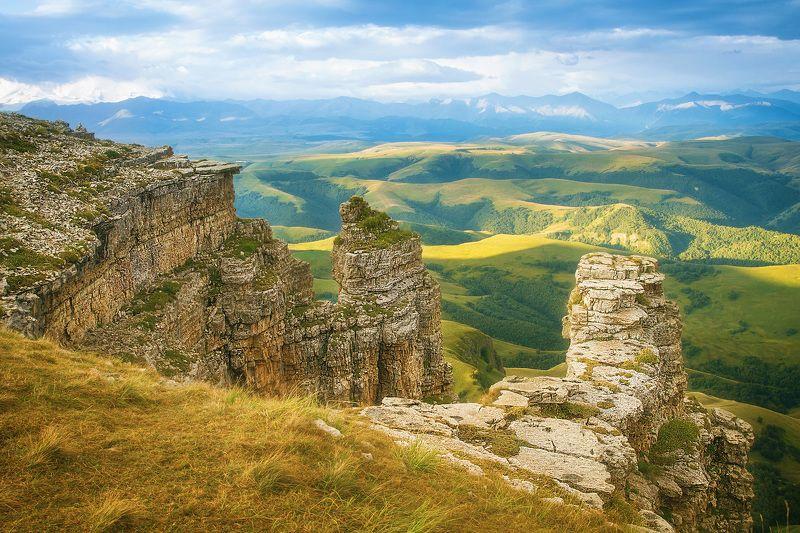пейзаж, природа, россия, горы, большой бермамыт Плато Большой Бермамытphoto preview