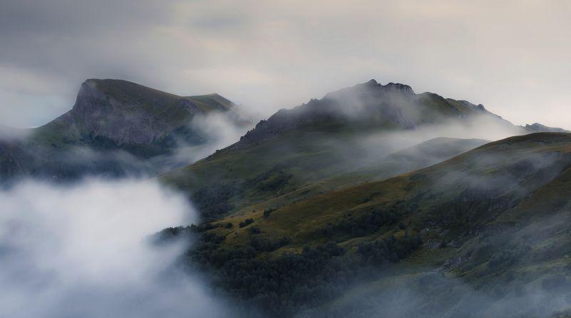 31, августа, последний, день, лета, гора, дзювя, ачешбок, восточный КОГДА МЕНЯЛАСЬ АТМОСФЕРАphoto preview