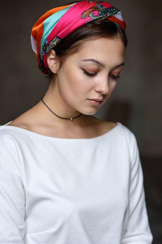 portrait, портрет, nikon, 85mm, девушка Yanaphoto preview