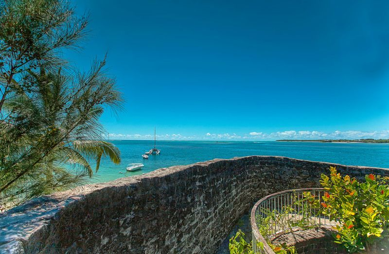 The Island Of Mauritius. Of The Indian Ocean.photo preview