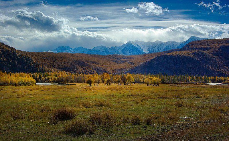 алтай, горы, хребет, северо-чуйский, осень, пейзаж, валерий_чичкин Северо-Чуйскийphoto preview