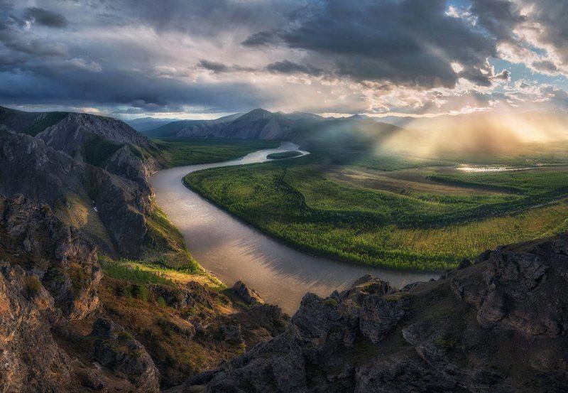 якутия, индигирка, хребет черского Якутия. Затерянный мир.photo preview