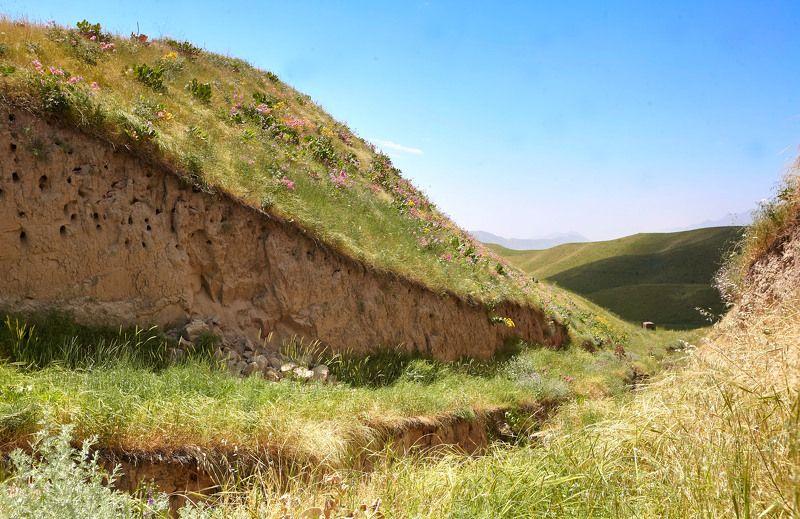 Перевал Фахрабад. Хатлонская область. Таджикистанphoto preview