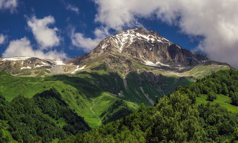 В горах Карачая...photo preview