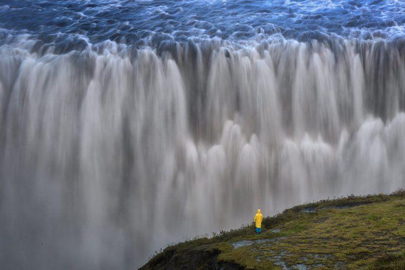 исландия, iceland, dettifoss, водопад Европейская Ниагара.photo preview