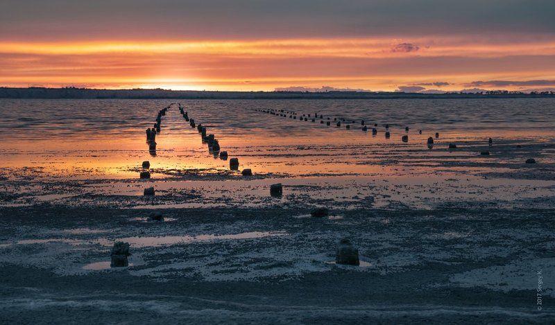 закат куяльник лиман одесса куяльницкий Закатный Куяльник #2photo preview