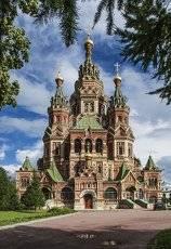 Собор Петра и Павла - Петергоф