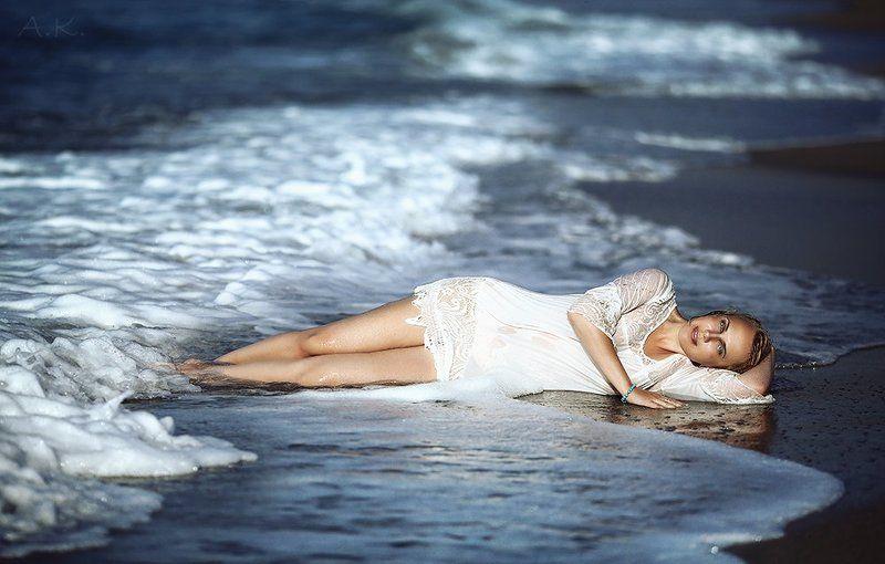 я и море...photo preview