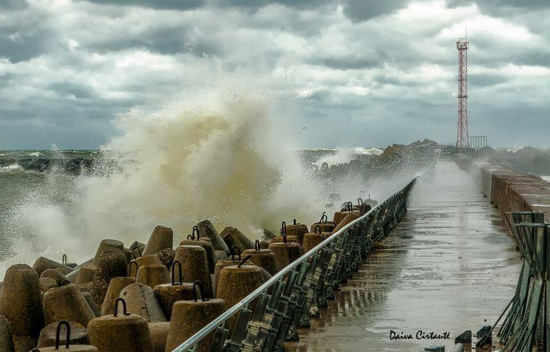 waves,storm,sea,breakwater Wave Smashphoto preview