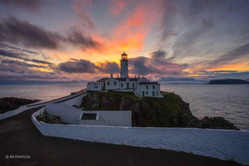 ireland, landscape, nature, lighthouse, donegal, outdoor Fanad Head Lighthousephoto preview