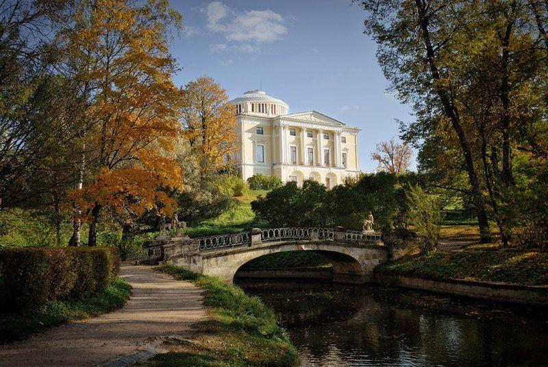 павловск, осень Павловская сказка...photo preview