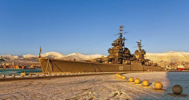Новороссийск,Набережная, из зимнегоphoto preview