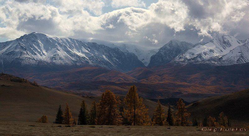 северо-чуйский хребет,горный алтай,алтай,горы,осень,сентябрь,олег кулаков,oleg kulakov Северо-Чуйский хребет.Горный Алтай.*photo preview