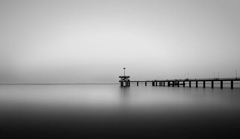 море, тишина, мост, пирс тишинаphoto preview