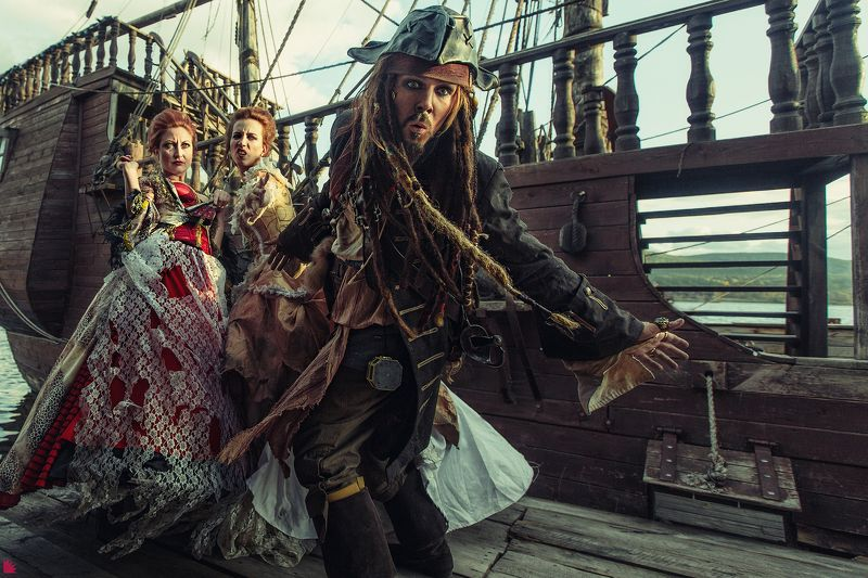 Пираты Карибского Моряphoto preview