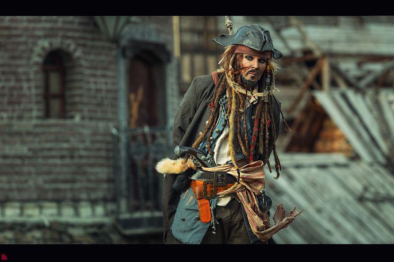 Капитан Джек Воробейphoto preview