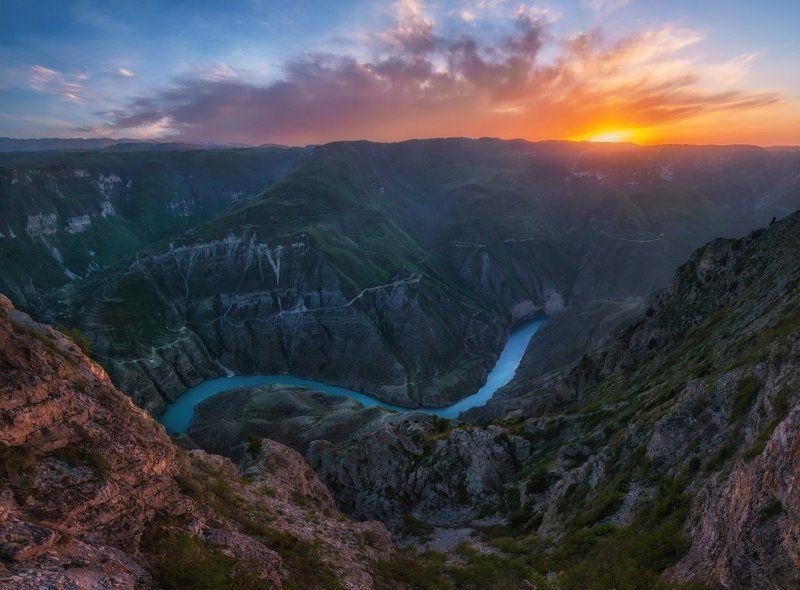 дагестан, сулакский каньон, кавказ, сарыкум, гунибское плато Такой разный Дагестан.photo preview