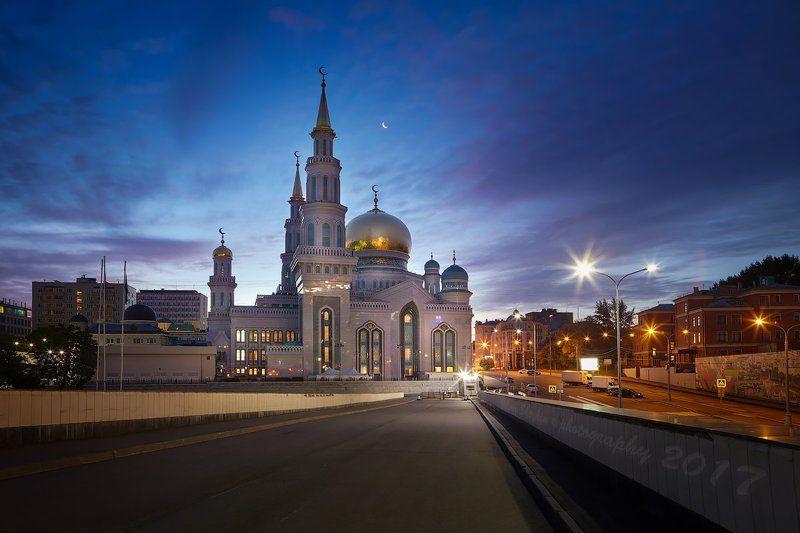 Соборная мечеть. Москваphoto preview