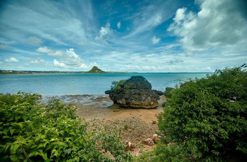 Залив Диего Суарес.Остров Нуси-Бе. Мадагаскарphoto preview