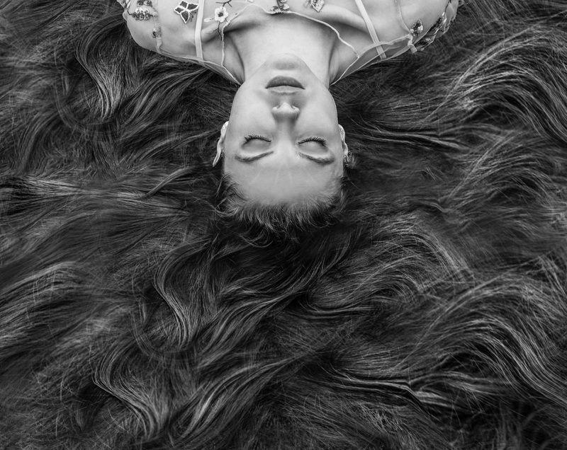 портрет,локоны,девушка Oceanphoto preview