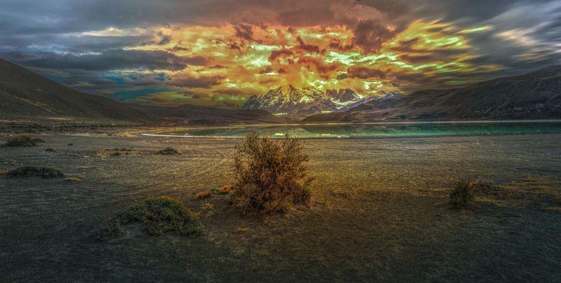 небесный пожарphoto preview