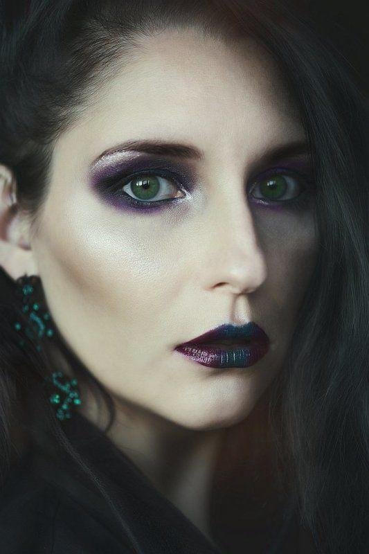 портрет, бьюти, модель, девушка, make-up, визаж The Witchphoto preview