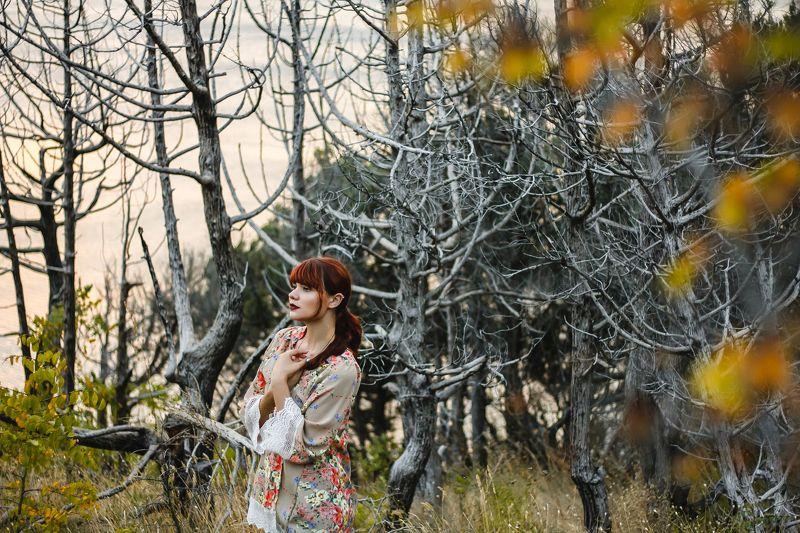 Осенний автопортретphoto preview