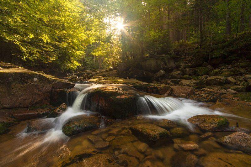 landscape,canon,mist,light,autumn Memory of Waterphoto preview