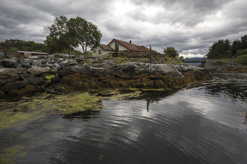 норвегия, скандинавия Такие разные берегаphoto preview