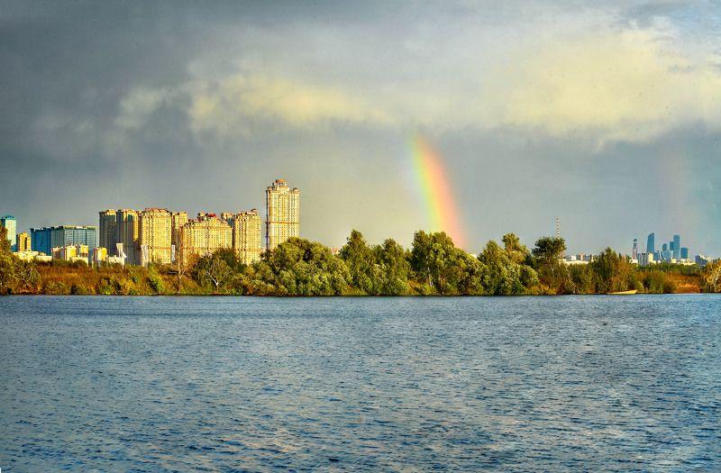 После дождя.Сентябрь. Москваphoto preview