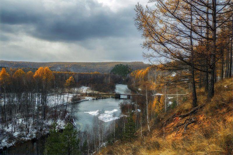 Про Анжу и Сибиряцкий мостphoto preview