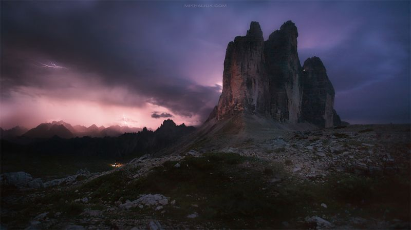 Tre Cime di Lavaredo, Безумиеphoto preview