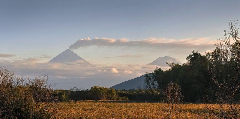 камчатка, вулканы, ключевская сопка, корякский, шивелуч, авача Путешествуя по Камчатке 3photo preview