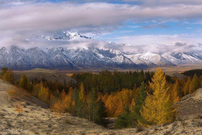 Осенний Кодарphoto preview