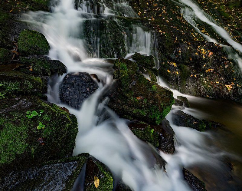 Smoky Mountains waterfallsphoto preview