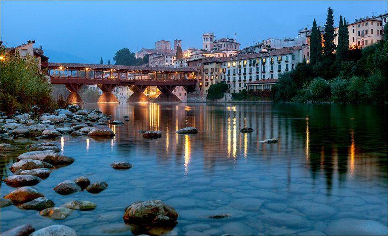 Italy, Bassano del Grappa, cityscape Bassano del Grappaphoto preview