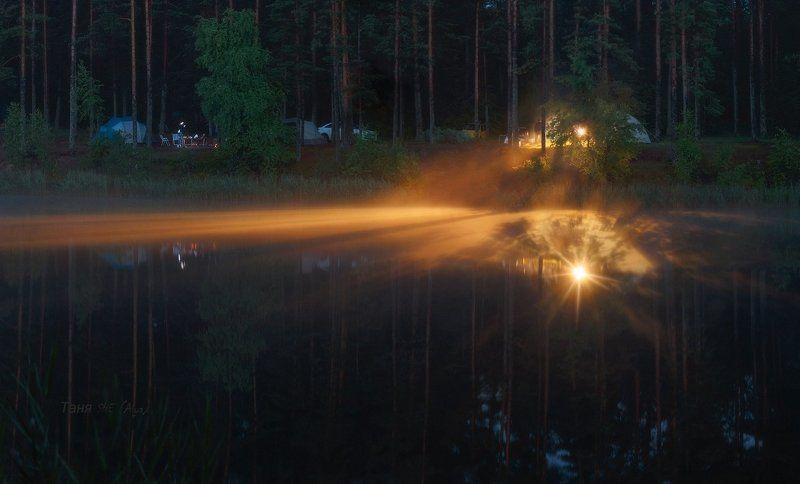 питер, рассвет, закат, туман, ночь, питер, ленобласть Выходной...photo preview