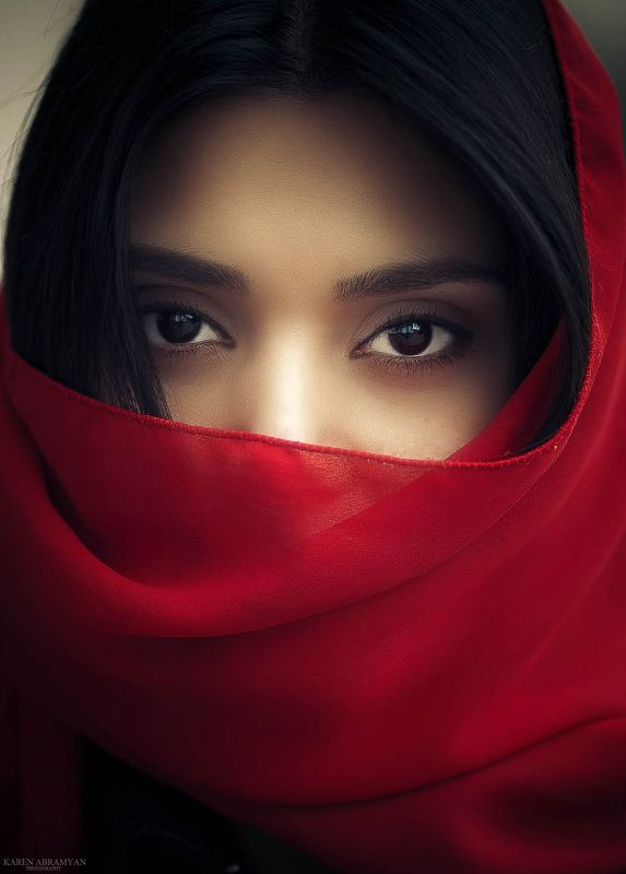 karen abramyan, portrait,girl,art,fashion,eyes Carthagephoto preview