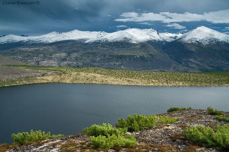 якутия, хребет черского Однажды на Ытабыт-озере.photo preview