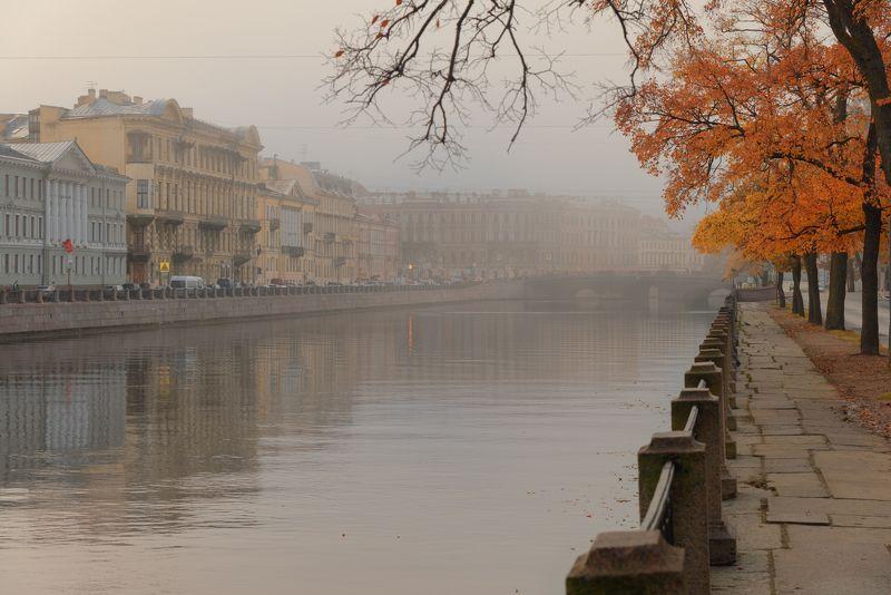 Фонтанка...Осень...photo preview