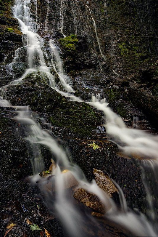 mingo falls, waterfall, water, trees, forest, rocks, Mingo Fallsphoto preview