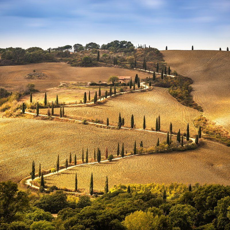 Tuscany, Longexposure, Super Stopper, Italy Tuscanyphoto preview