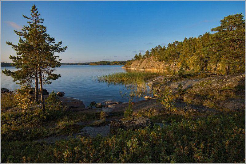 осень, ладожское озеро Сентябрь на Ладожском озереphoto preview