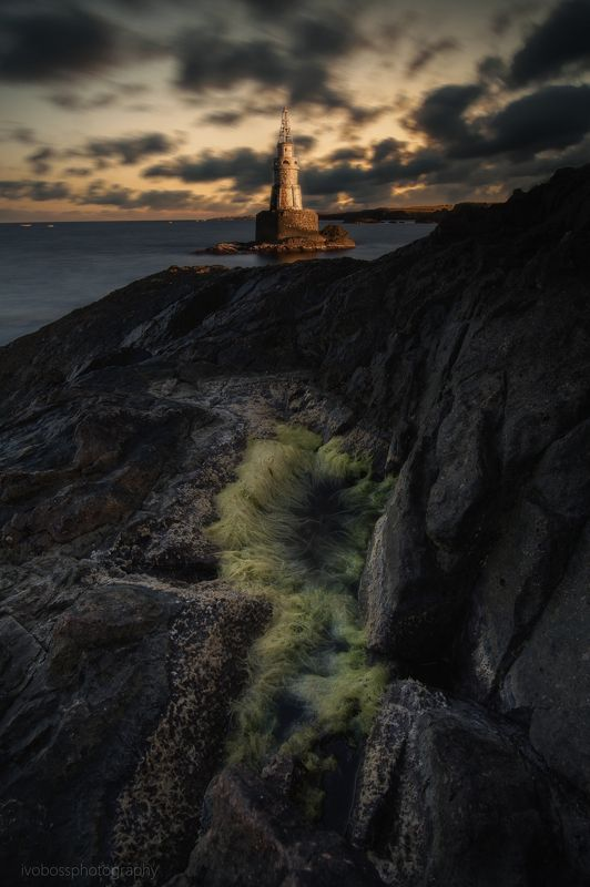 Lighthouse Ahtopol Bulgariaphoto preview