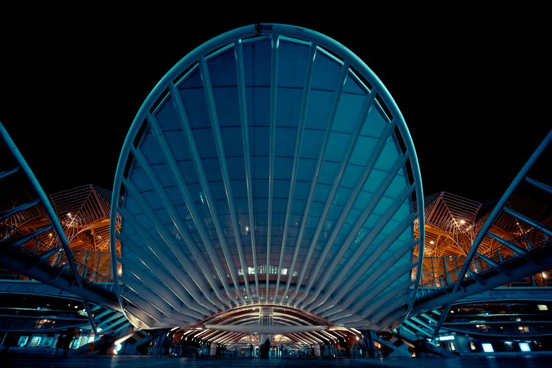 arch, architecture, nightscape, night, city, cityscape The archphoto preview