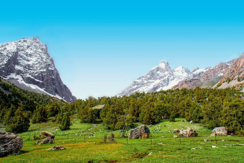 Алаудины. Фанские горы. Таджикистанphoto preview