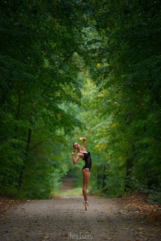 portrait, outdoor, ballet, ballerina, dance Мечты IIphoto preview