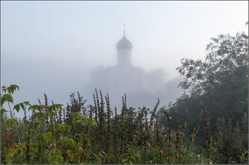 россия, владимирская обл, боголюбово Утренний миражphoto preview