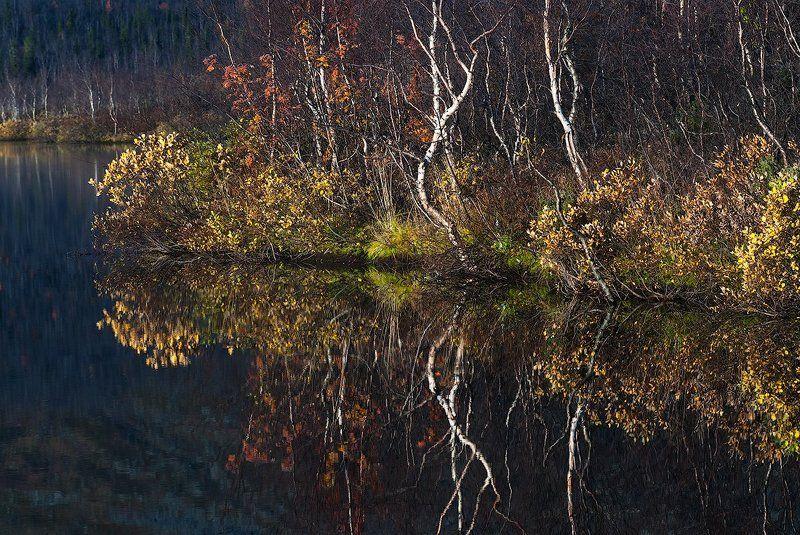 Осенние краски Севераphoto preview