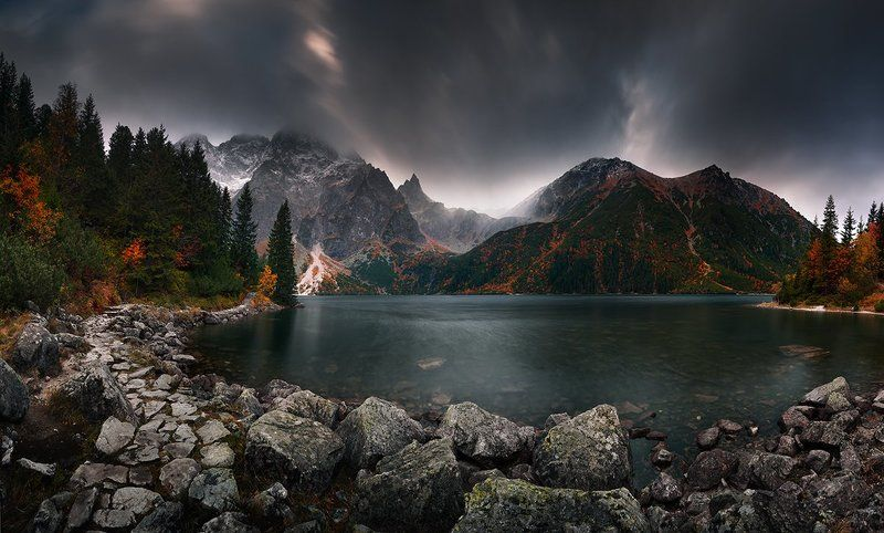 Autumn in Tatra Mountainsphoto preview